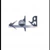 [블루텍]콤비네이션 스퀘어 세트 BD-45180, 날길이300MM