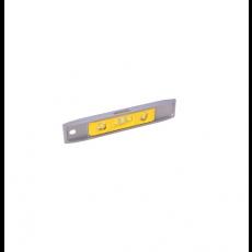 [스탠리]자석수평-알루미늄  230MM, 밑면 고무자석 부착