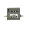 [코리]회전식 카운터 정회전 LB606-5, 1회전1카운터 기계식 역회전되면 감수