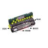 [토네]핸드소켓세트 750MS(6각) 1/2SQ*18PCS