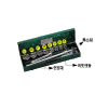 [토네]핸드소켓세트 200MS ISO (3/4SQ*12PCS)