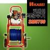 카세이/주행식 분무기/SM5750/피스톤펌프/대포노즐/살포기/SM-5750