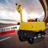 일본 레이메이 고성능 진동로라 VDR600DK / 핸드로라/진동롤러/땅다지기/다짐기계/1톤로라