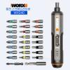 웍스 충전스크류드라이버 풀세트/ WX240/4V/24개비트세트/전동드라이버