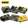 디월트 12V 20V MAX 배터리 급속 듀얼 충전기/DCB095~DCB118