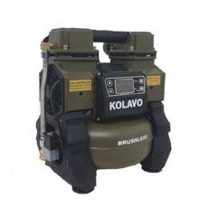 콜라보 보쉬 배터리 타입 충전콤프레샤 KOL-BA25/KOLBA25 콤프레셔 에어 컴프레셔