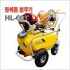 센다이 혼다엔진/원예용분무기/HL-60T/GX35엔진/바퀴장착/밀차분무기/원예/정원/HL60T