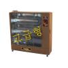 [타이거킹]튜브히터(원적외선 석유히터/석유돈풍기/석유열풍기) TKH-181W (고급우드,50평형)