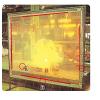 [대도]웰딩차단막 세트-황색,고정식/출고시 미조립상태 0.35T*1300mm*1200mm